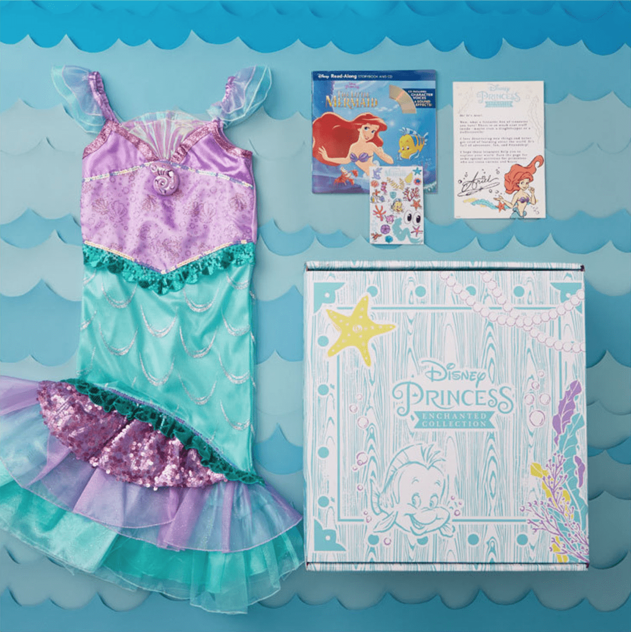 Disney Ariel Subscription Box