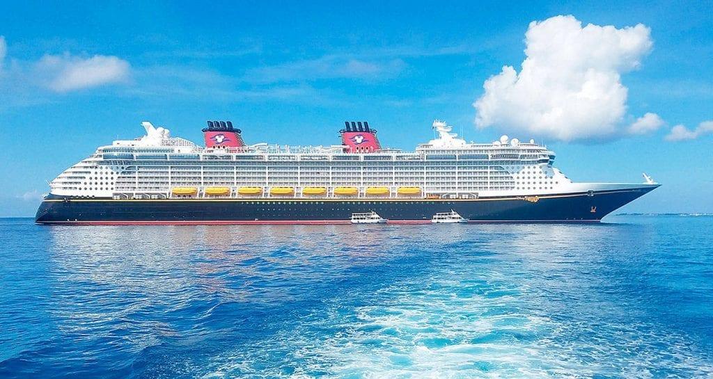 The Disney Fantasy Cruise Ship