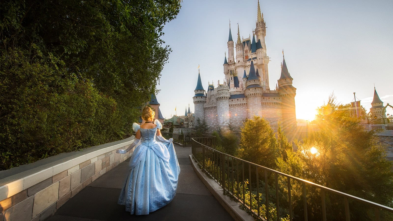 Step into Your Own Fairy Tale and Stay in the Cinderella Castle Suite (Source: Omaze)
