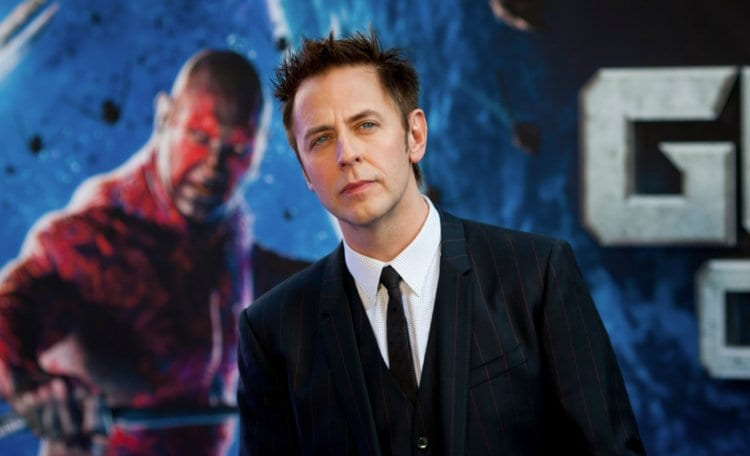 James Gunn Back to Helm Guardians Franchise