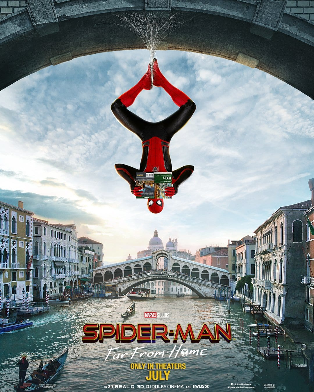 Spider-Man: Far from Home (Source: @SpiderManMovie on Twitter)