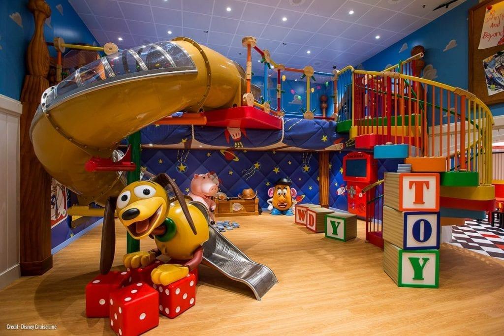 Disney Cruise Lines Staterooms