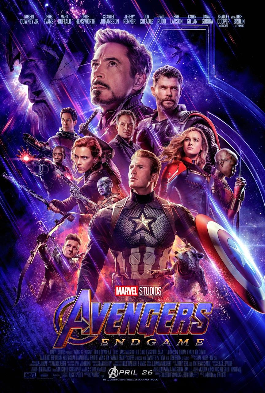 Avengers: Endgame New Poster Revealed