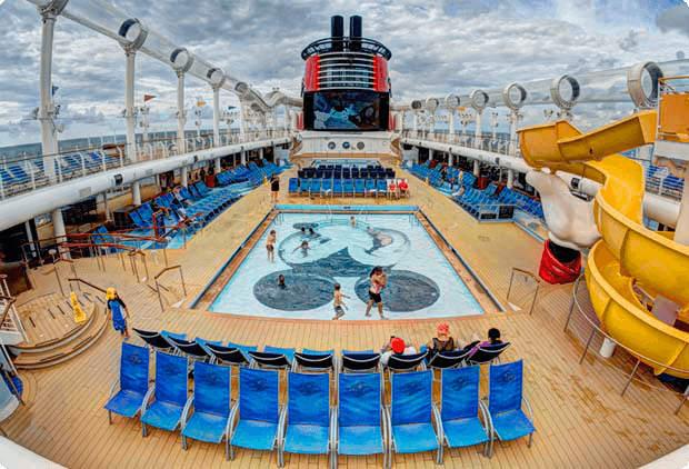 Disney Cruise Line Entertainment