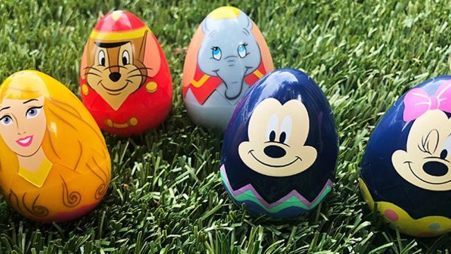 Disneyland Eggstravaganza (Source: Disney Parks Blog)