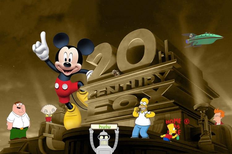 Disney-Fox Merger Acquisition List Source: Hypebeast