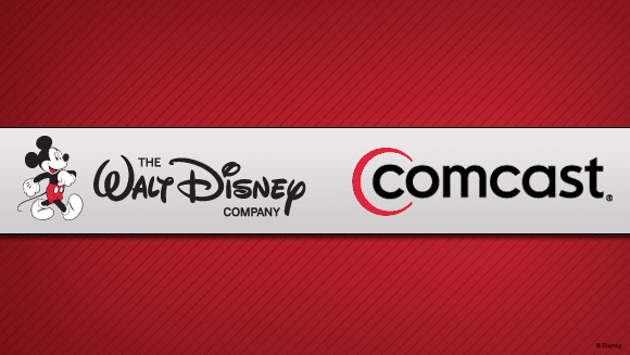 Disney on Comcast XFINITY Instant TV