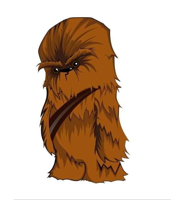 """Star Wars Chewbacca (""""Chewie"""")"""