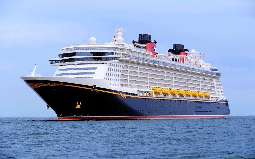 The Disney Dream Cruise Ship