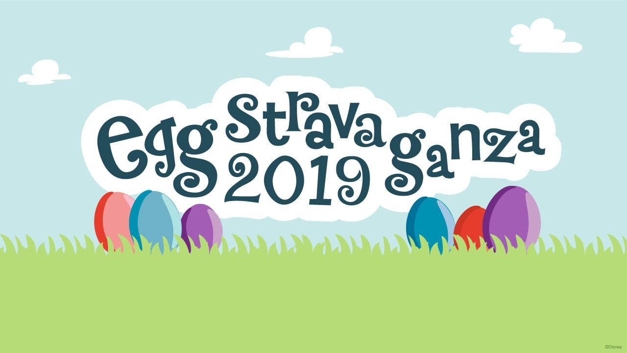 Disneyland Eggstravaganza 2019 (Source: Disney Parks Blog)
