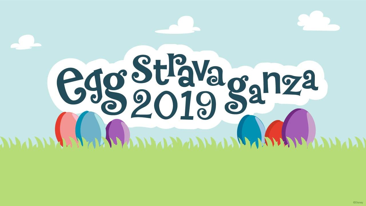 Disneyland Eggstravaganza 2019 (Source: Disney Parks Blog)