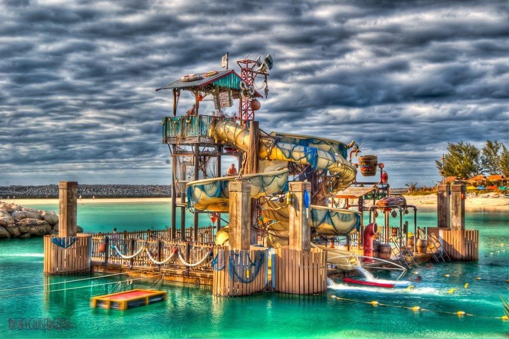 Disney Cruise Line Excursions Pelican Plunge