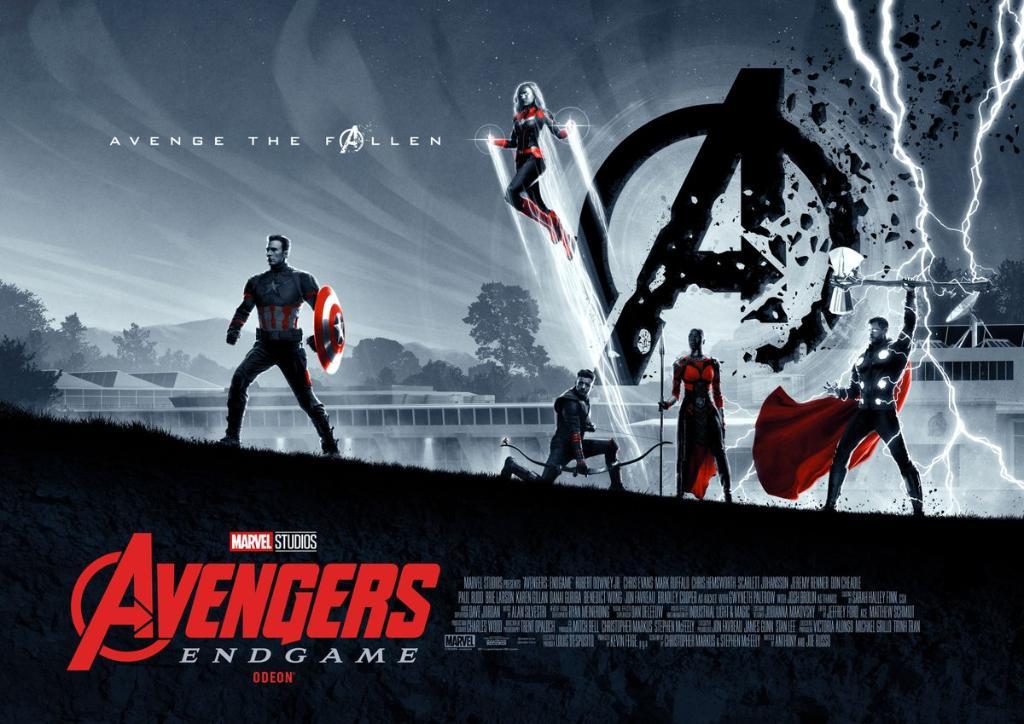 Avengers: Endgame Mini-Posters