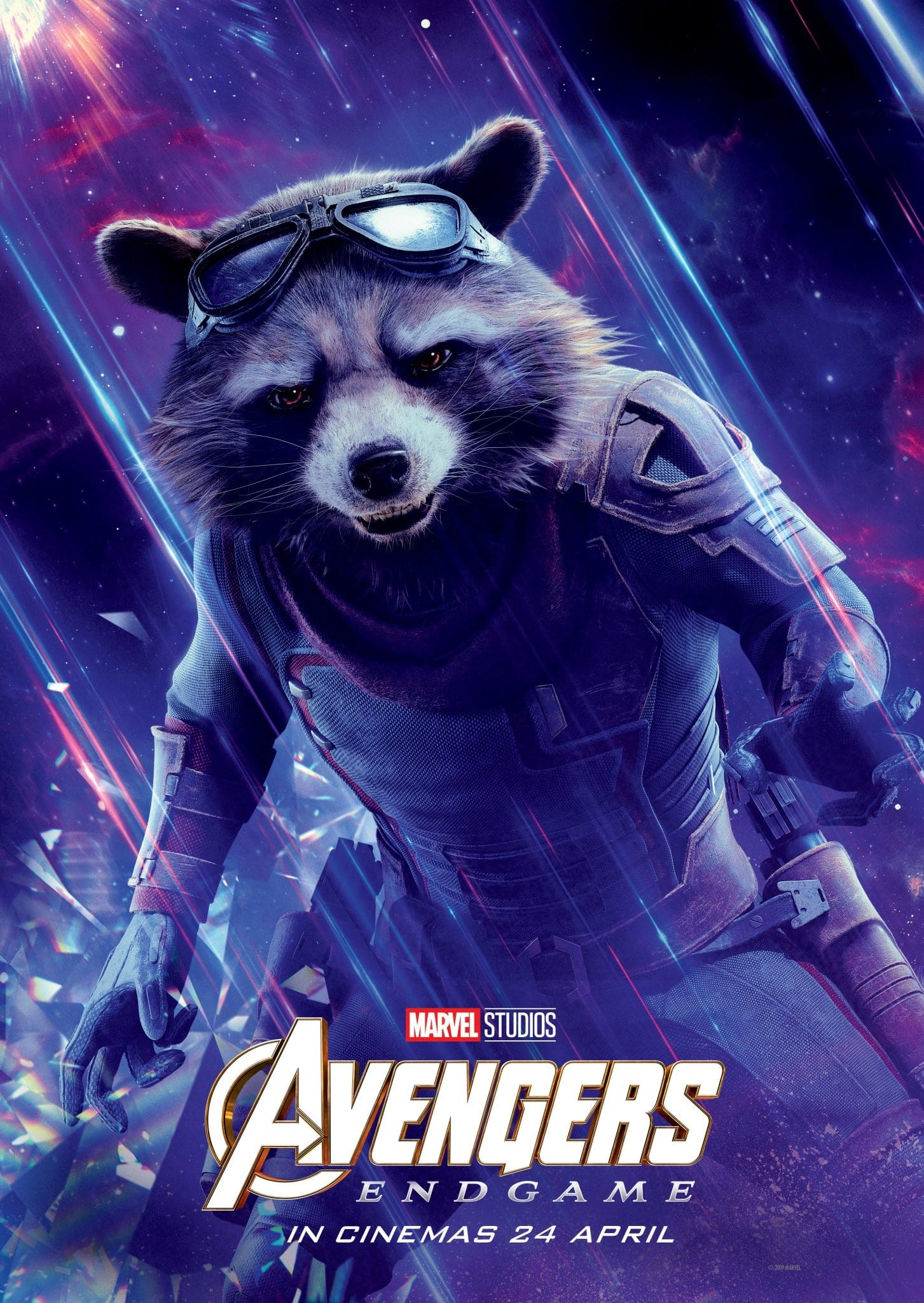 Avengers: Endgame Character Posters (Source: Marvel)