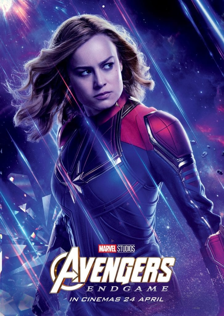 Avengers Endgame: Character Posters