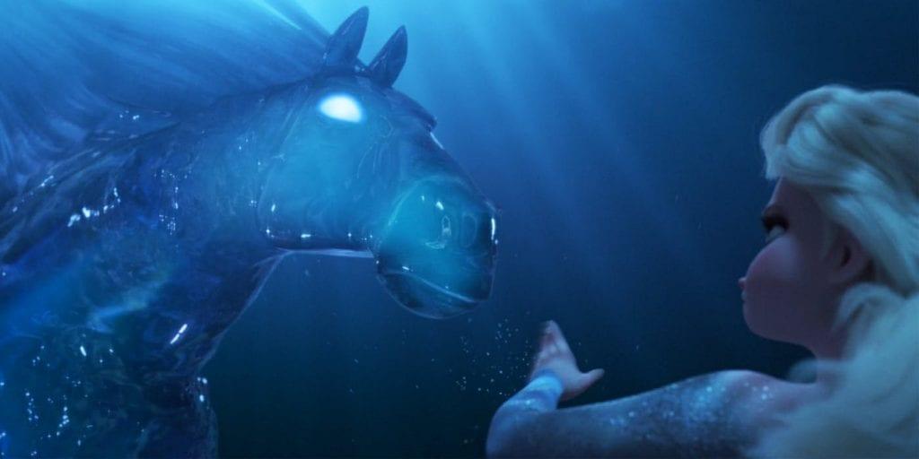 'Frozen 2' Trailer Promises Some Serious Magic