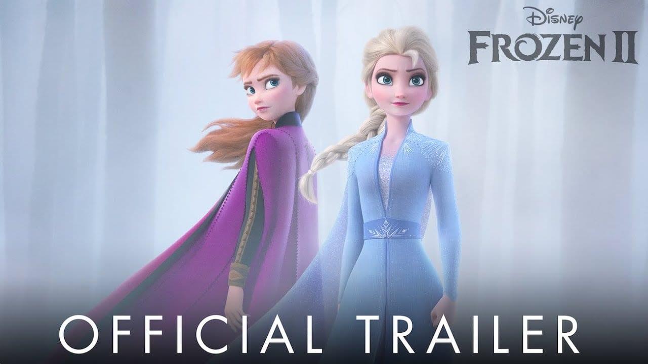 New Official 'Frozen 2' Trailer