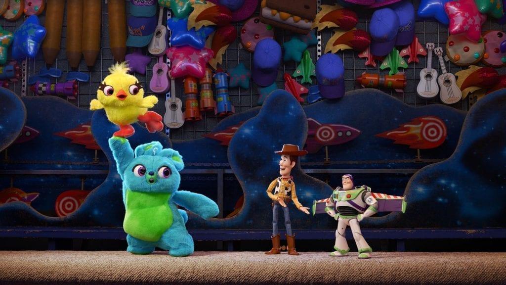 Key & Peele in Toy Story 4 (Source: Disney/Pixar)