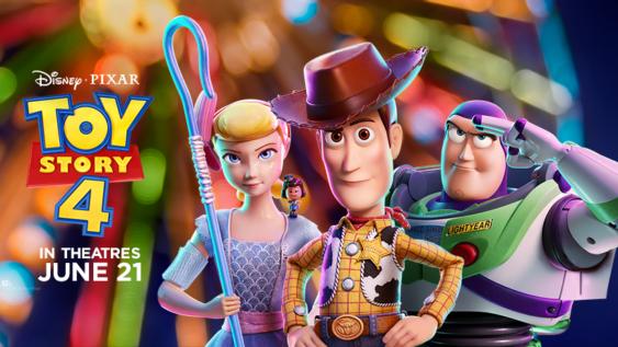Toy Story 4 Round Up (Source: Disney/Pixar)