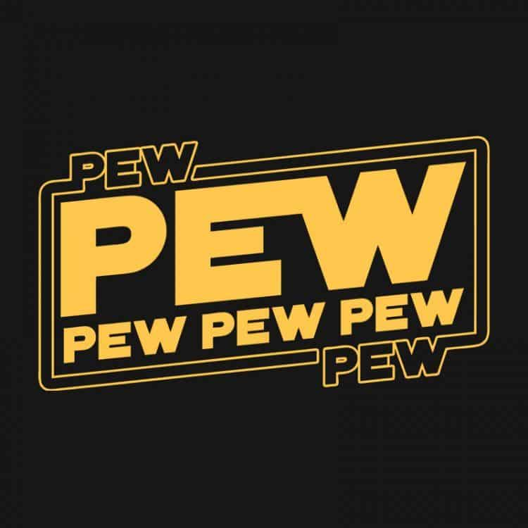 Star Wars Timeline Pew Pew Pew