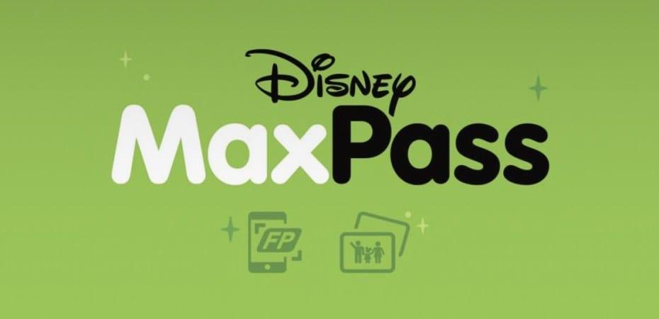 Disney MaxPass Logo