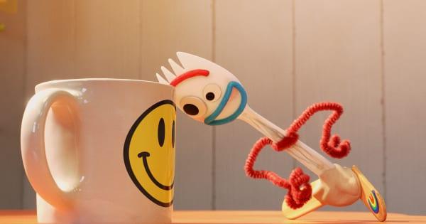 Forky Sporky Toy Story 4