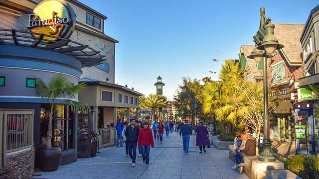 Disney Springs Closing Early Due to Orlando Curfew [Source: NBC2 News]