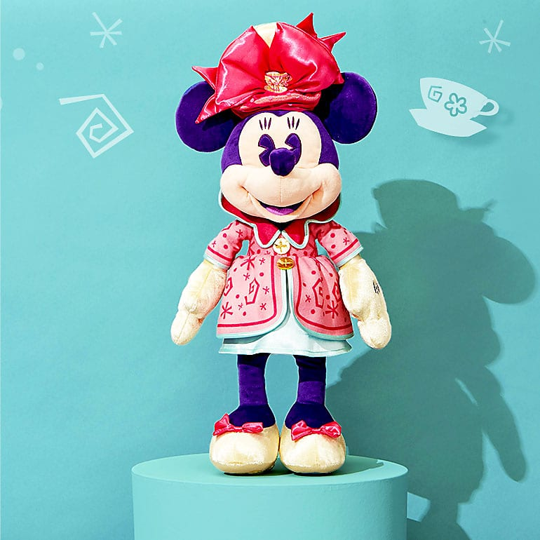 March 2020 - Minnie Mouse Mad Hatter's Alice in Wonderland Tea Party Collection