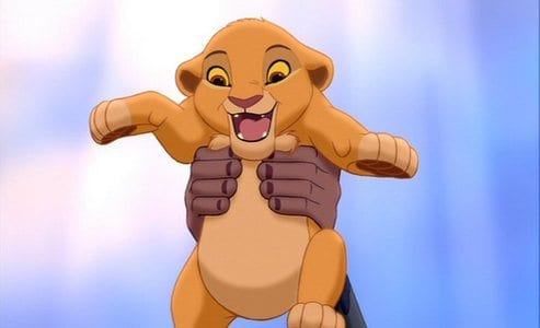 What Is Simba and Nala's Baby's Name?