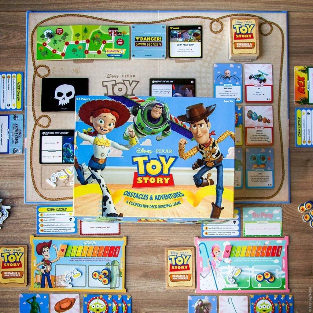 Disney Pixar Toy Story Game