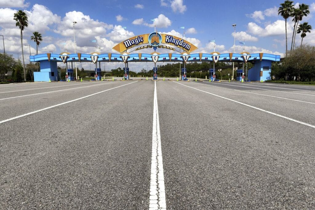 Walt Disney World Officially Allowed to Reopen July 11th! [Source: Deseret News]