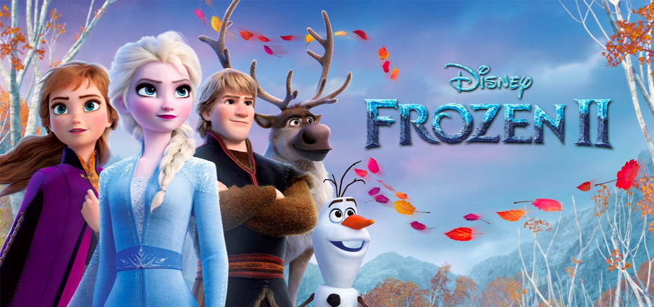 Disney's Frozen 2 Poster [Source: Disney Movie Philippines]
