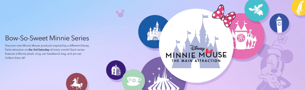 Minnie Mouse - The Main Attraction Collection at shopDisney.com!