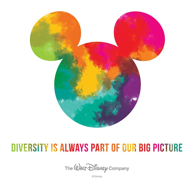 Disney, Marvel, Hulu Voice Support for Black Community [Source: TWDC]