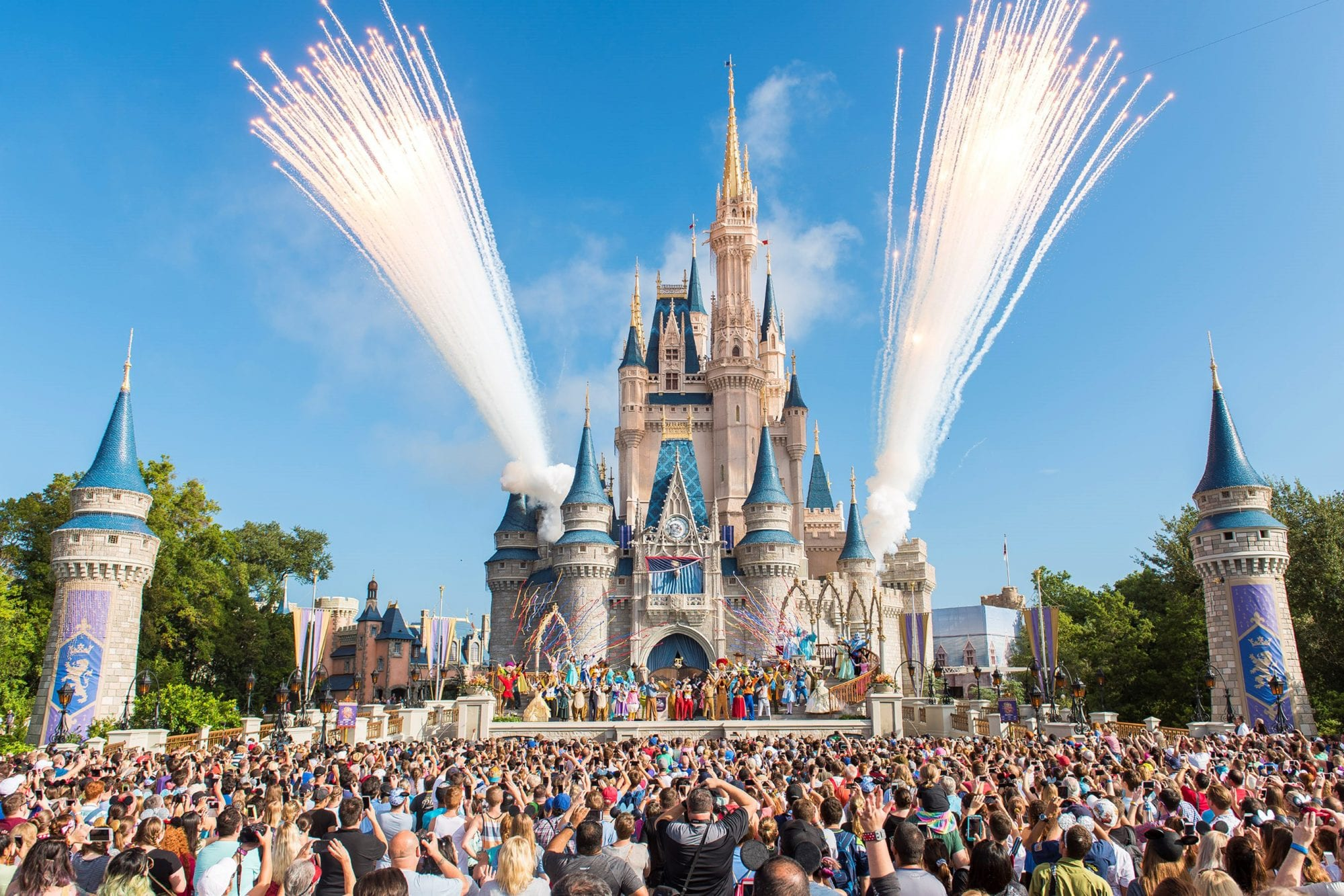 Walt Disney World Officially Allowed to Reopen July 11th! [Source: People]
