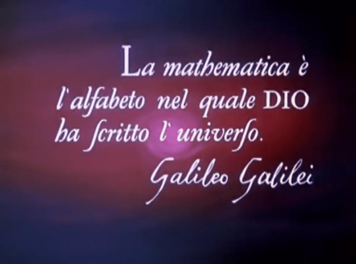 Galileo's Quote