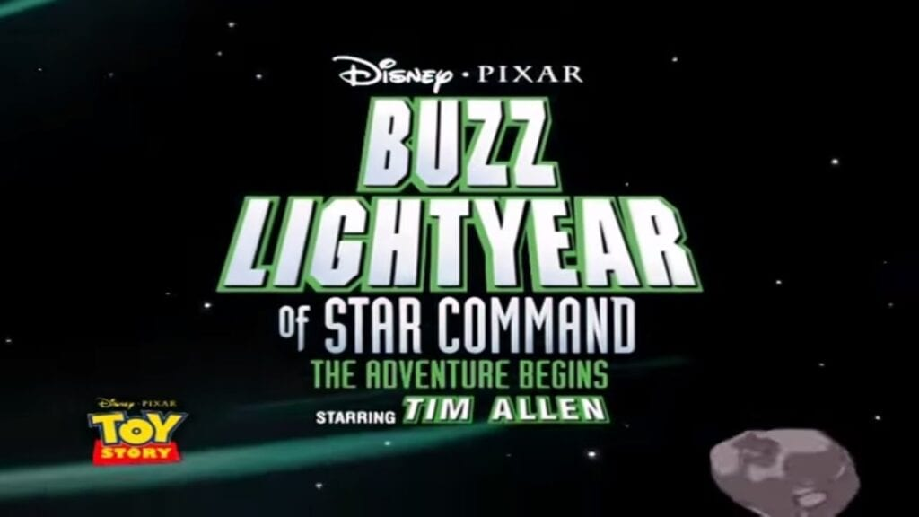 "Complete Guide to ""Buzz Lightyear of Star Command The Adventure Begins"" Pinterest Pin"