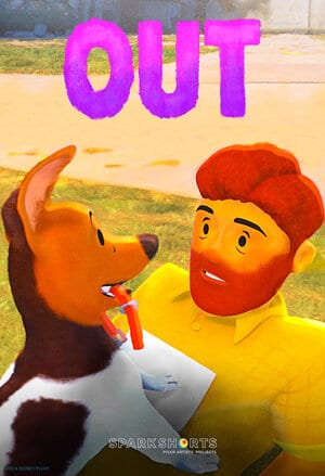 """Out"" Poster [Source: Pixar Animation Studios]"