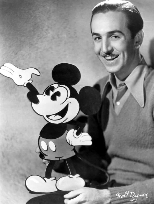 Walt Disney Quotes [Source: Biography]