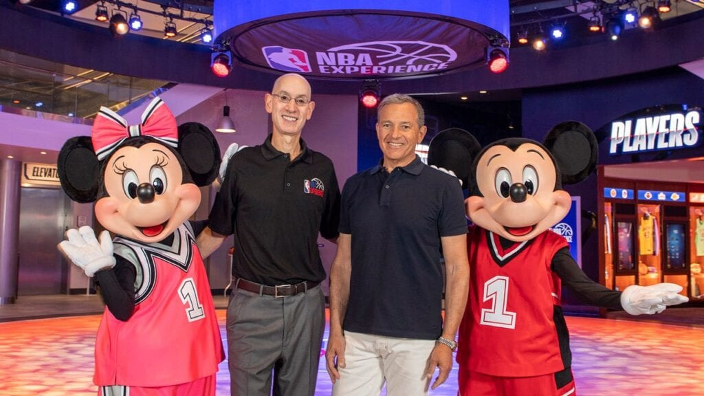 Here's How the NBA Could Affect Your Disney World Trip [Source: Disney]