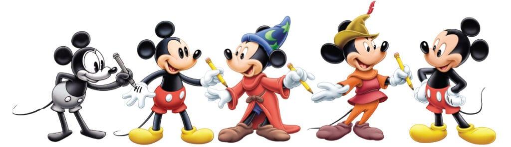 The Walt Disney Archives Celebrates 50 Magical Years [Source: The Walt Disney Archives]