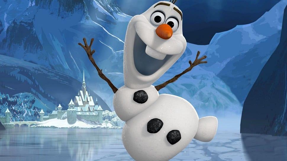 A Photo of Olaf [Source: Celebrations Press]