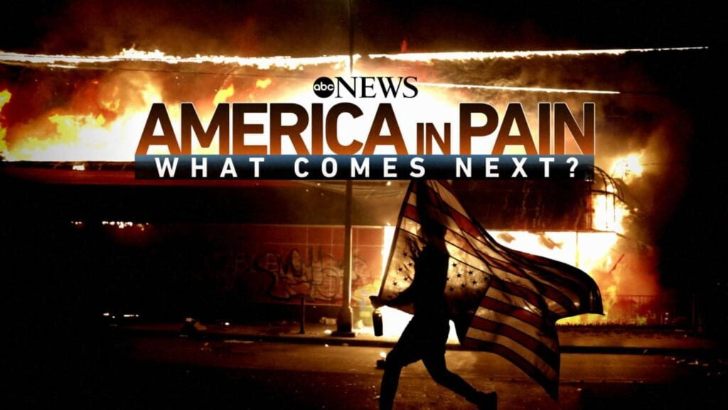 America in Pain Poster [Source: ABC News]