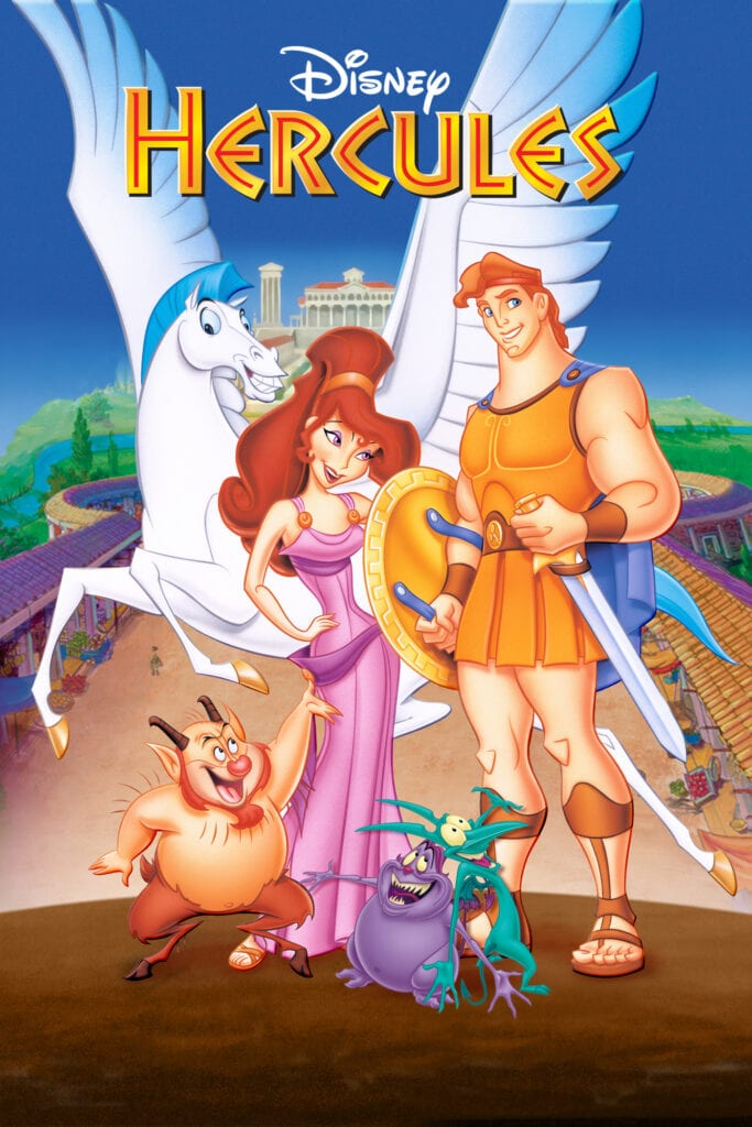 Disney's Hercules Live-Action Remake: Here's What We Know [Source: Disney]