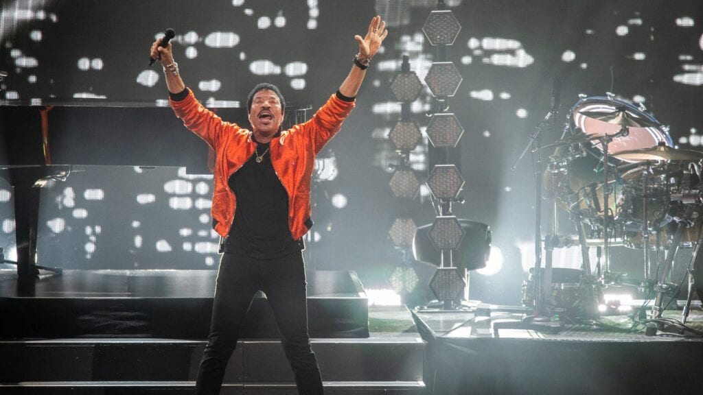 New Disney Movie Musical Coming Based on Lionel Richie Music [Source: Milwaukee Journal Sentinel]