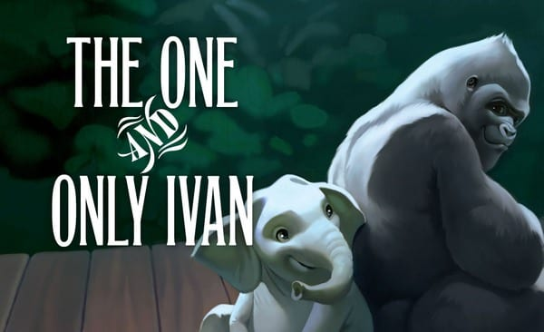 The One and Only Ivan [Source: Cinema Blend]