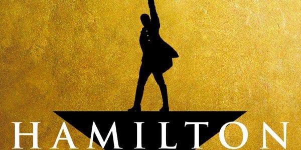 Hamilton Official Poster [Source: Cinema Blend]