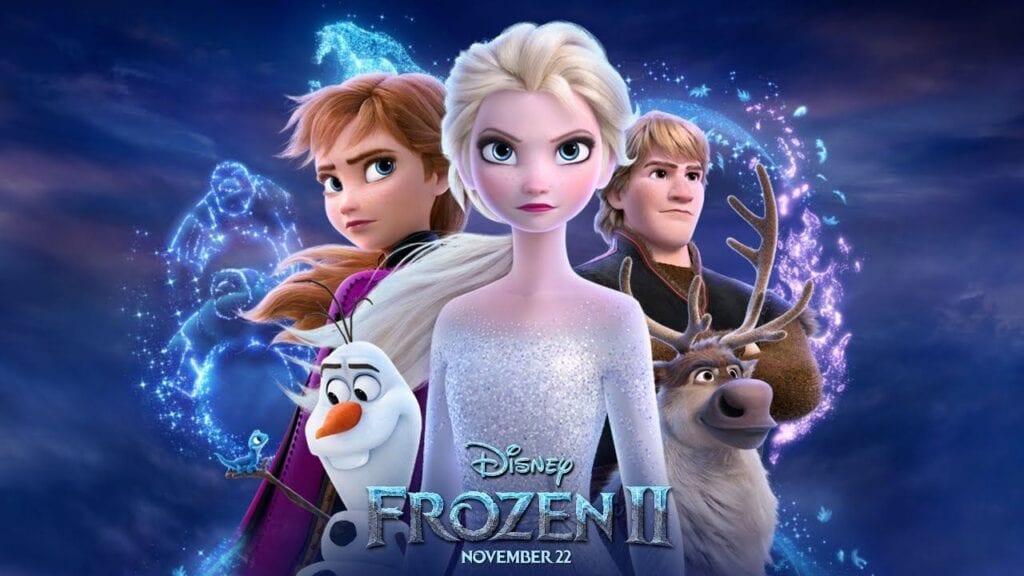 Frozen 2 Main Cast [Source: Pinterest]