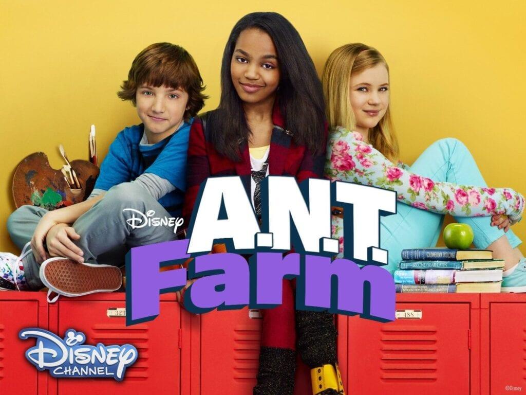 A.N.T. Farm on Disney Plus [Source: Disney Channel]