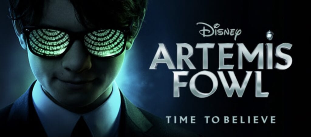 Disney's Artemis Fowl Movie: Time to Believe [Source: Disney]